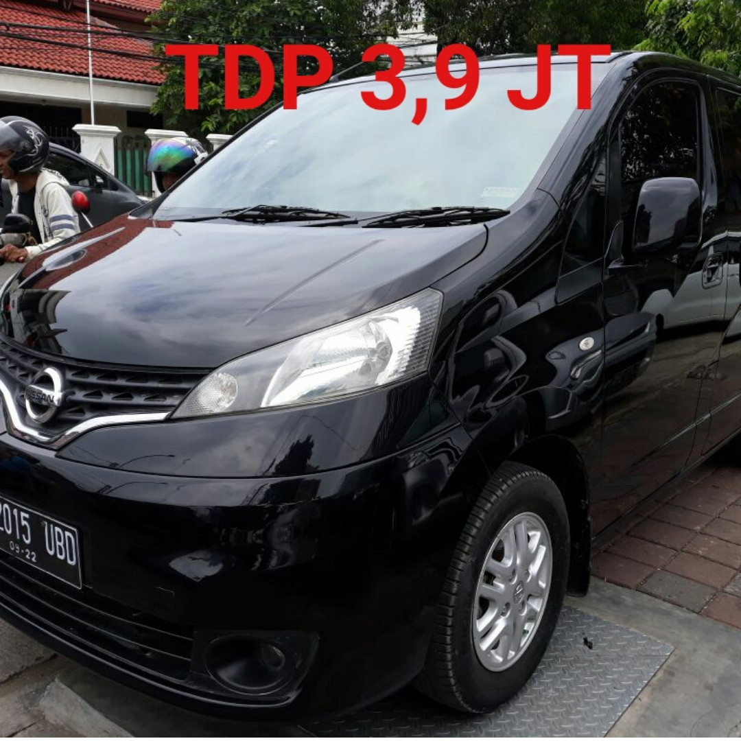 Nissan Evalia XV-AT 2012 Tdp 3.9 jt