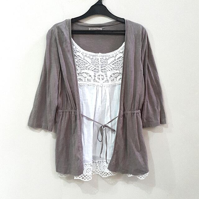Odiva Collection Blouse