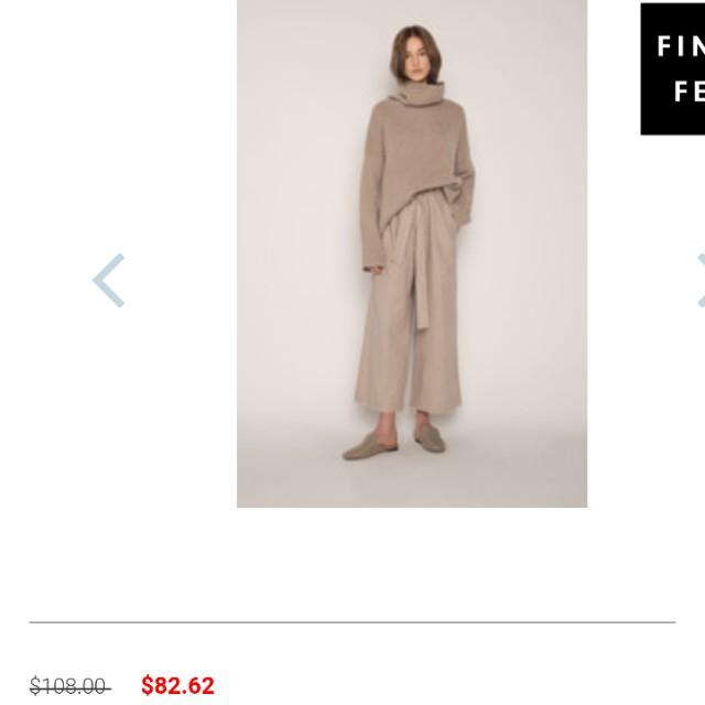 O+F Sweater
