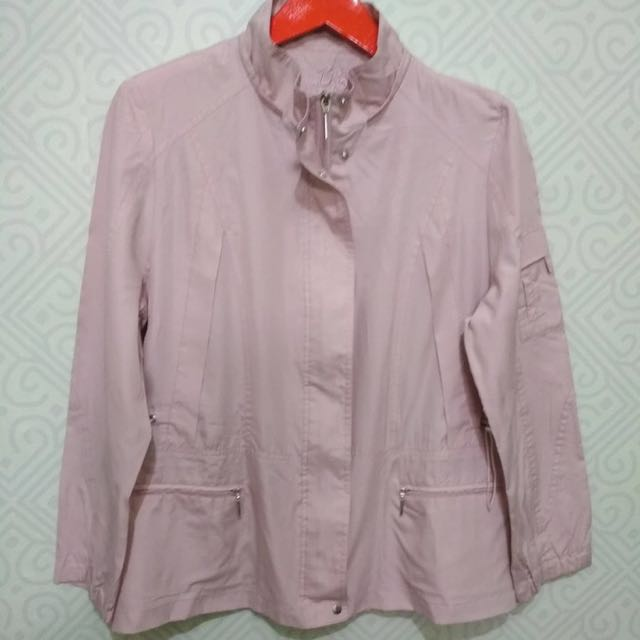 Outer Jacket