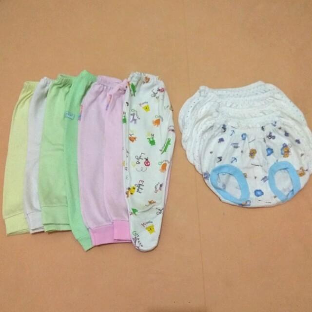 Paket celana newborn