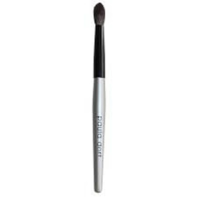 PAULA DORF SHEER CREASE BLENDING BRUSH  INTL RENOWNED MAKEUP ARTIST LISA ELDRIDGE ONLY FAVORITE & GO-TO BLENDING BRUSH  100% AUTHENTIC & BRAND NEW  FREE BRUSH GUARD