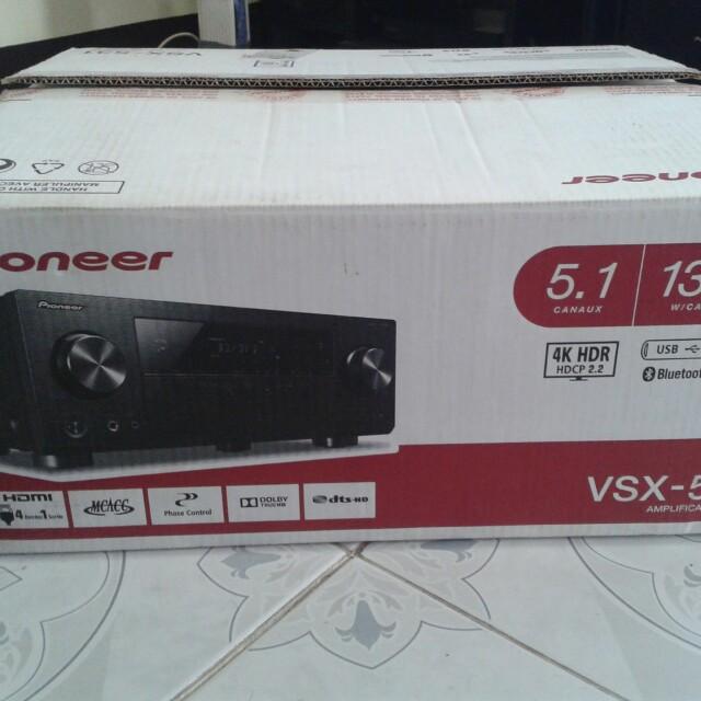 Pioneer a/v receiver