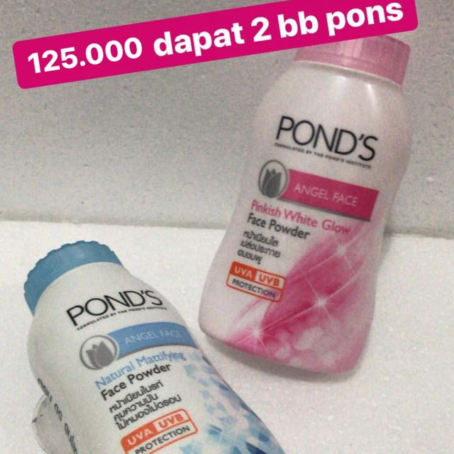 Pond's BB POWDER