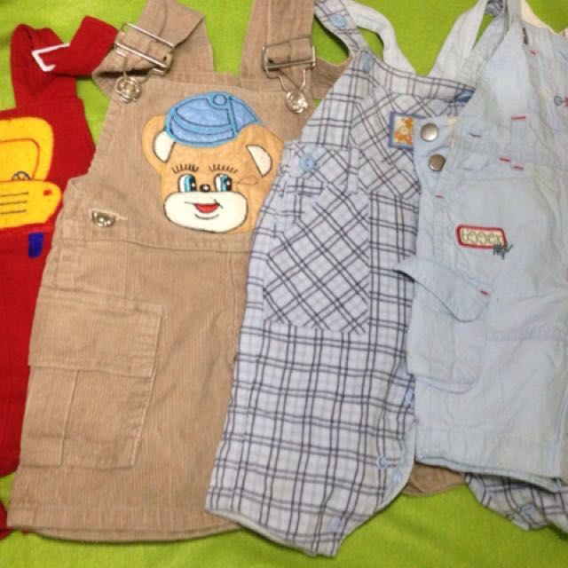 Pre loved baby jumpers