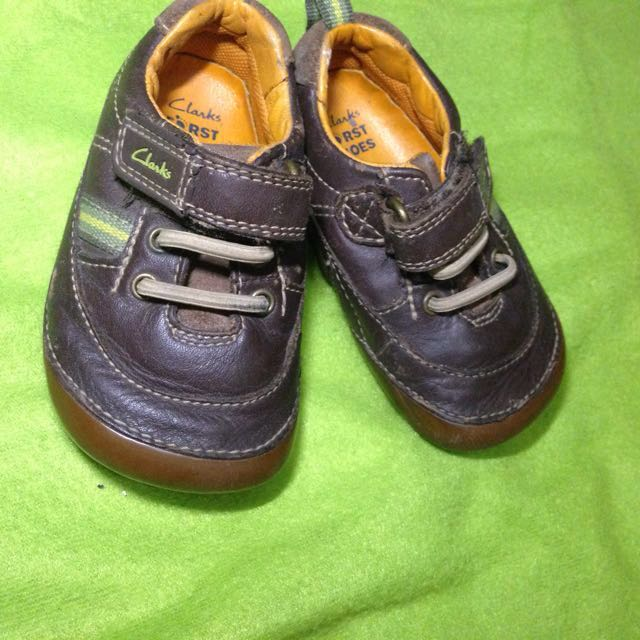 Pre loved baby shoes