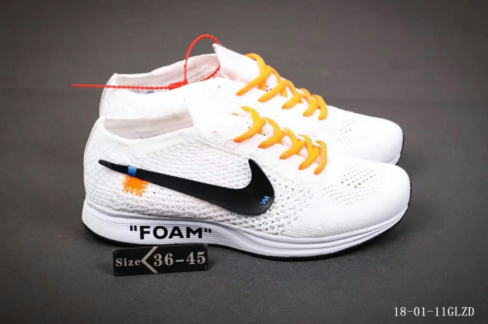 [PREORDER] Nike Flynit x Offwhite