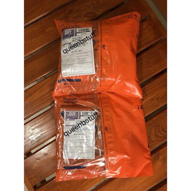 Proof of Shipments