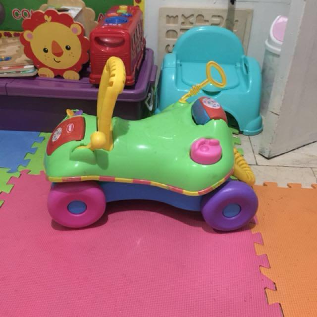 push walker stroller car 2 in 1