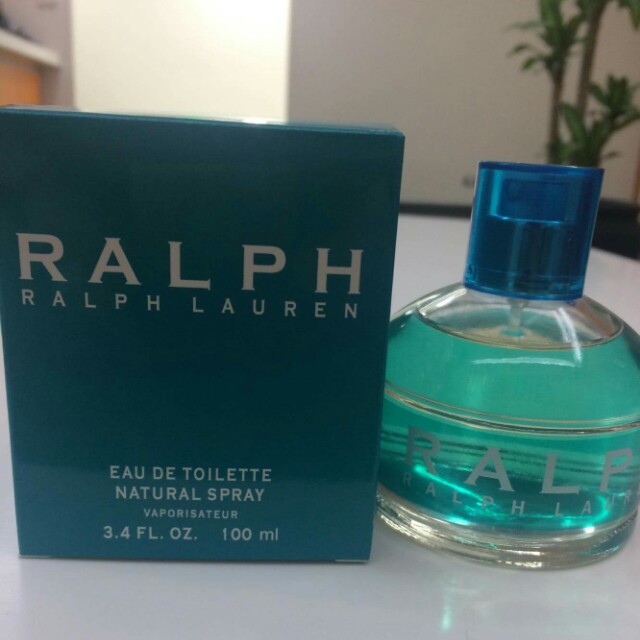 RALPH LAUREN AUTHENTIC TESTER PERFUME