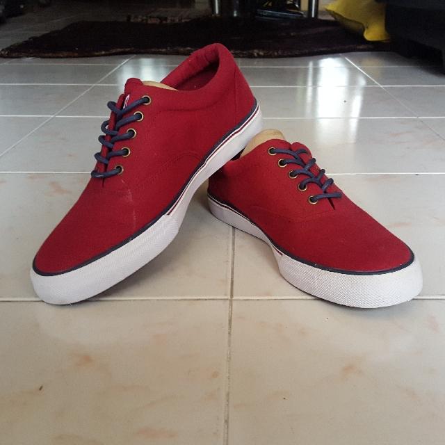 Red Everlast Skate Shoes, Men's Fashion