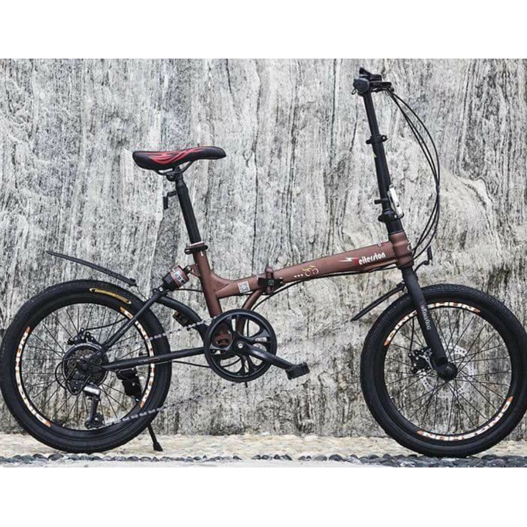 Reiterston Folding Bike High Quality Bicycle
