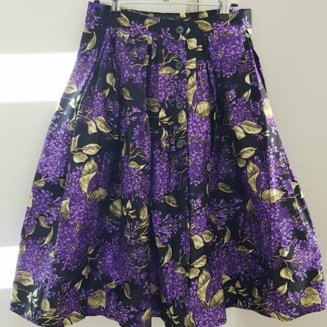 Retrospect'd vintage style skirt size 10