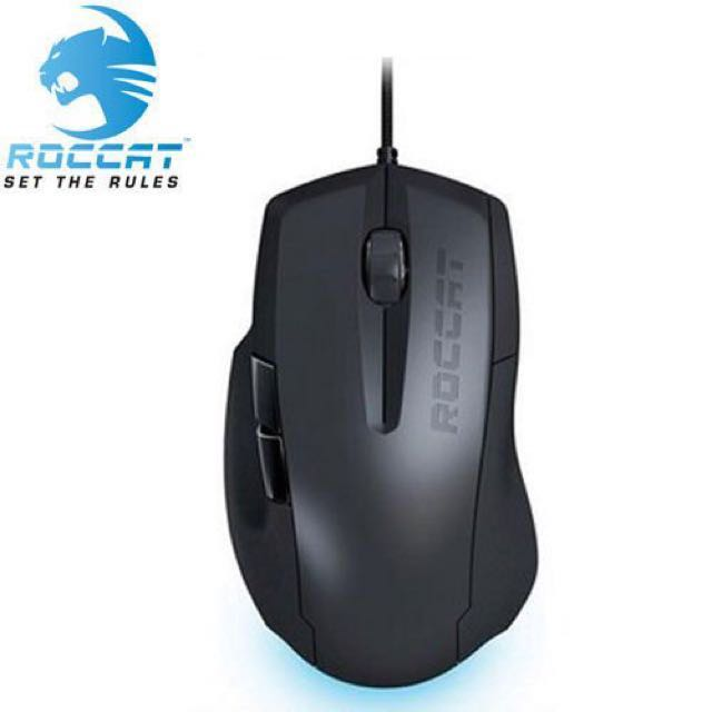 ROCCAT 德國冰豹 電競滑鼠 SAVU 功能正常 二手 無盒 約使用1年整 便宜賣