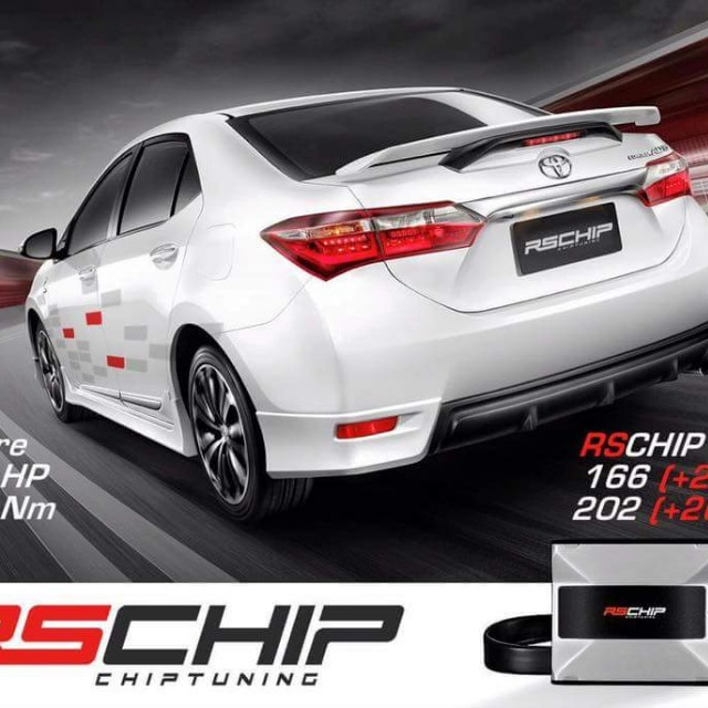 Promo Rschip Tuning For Toyota All Model With Unlimited Tune