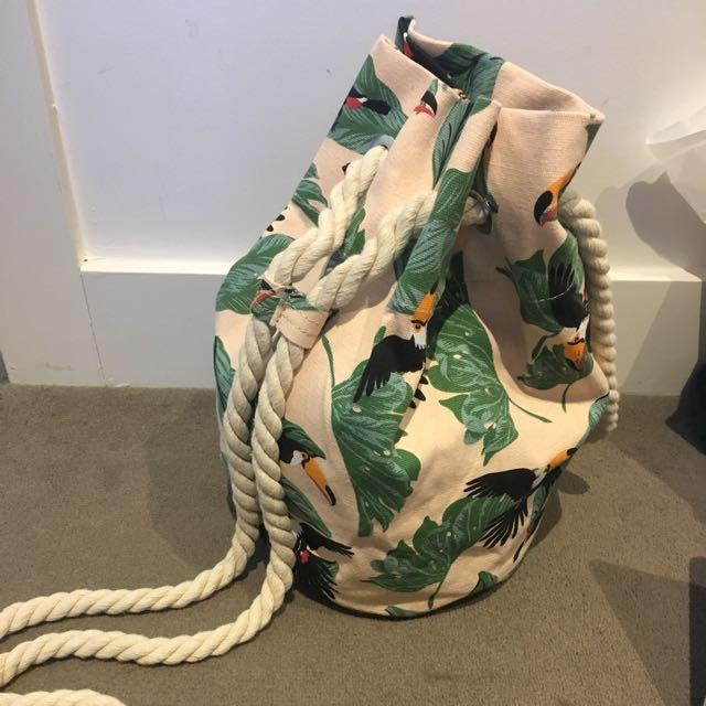 Rubi beach bag