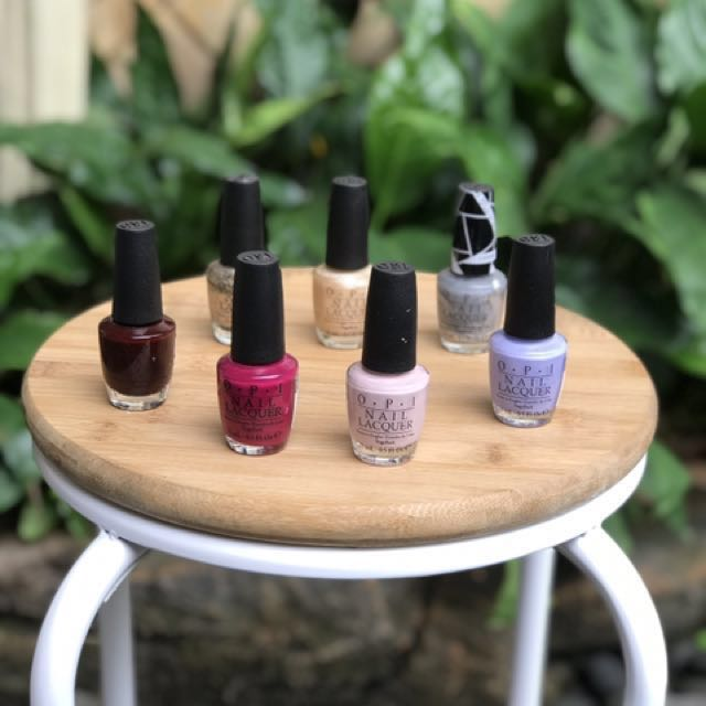 SALE!! OPI Nail Lacquer Package