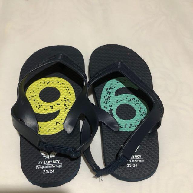 Sandal masi baru