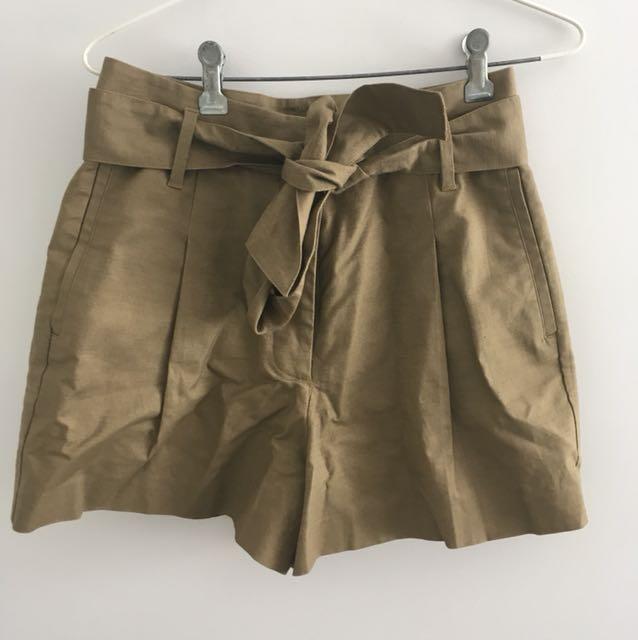 Seed khaki shorts