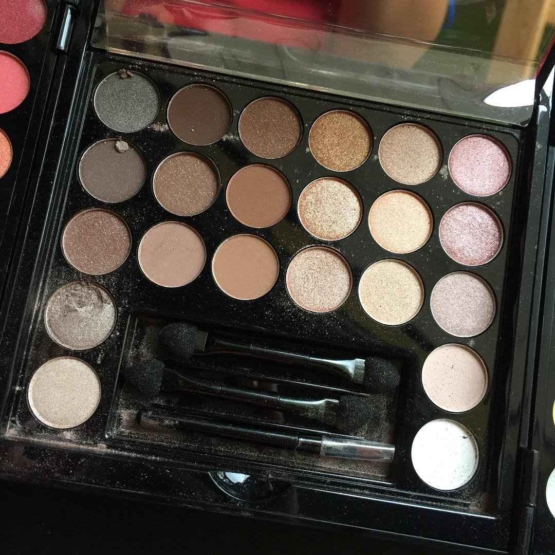 Sephora Studio Blockbuster Palette Makeup Kit Box Set, Health & Beauty, Makeup on Carousell