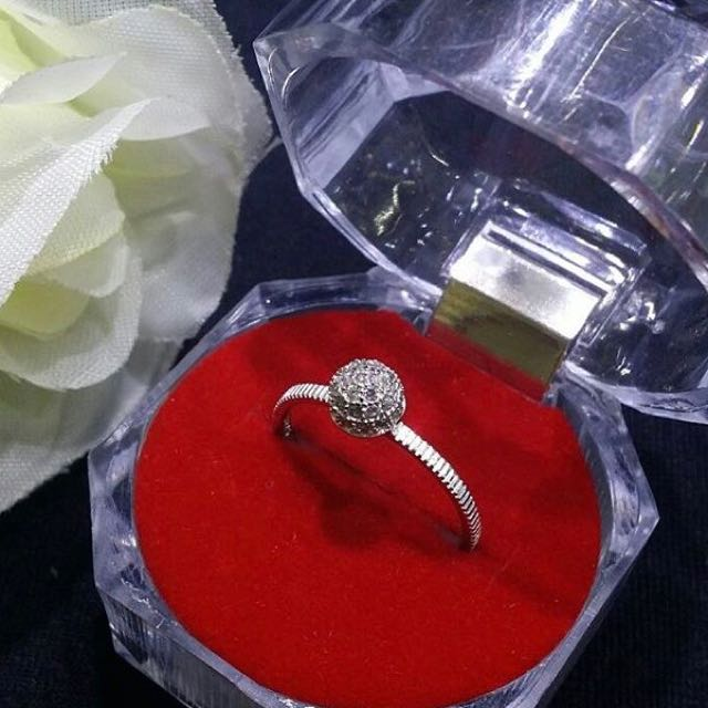 Simple and Elegant Silver Ring