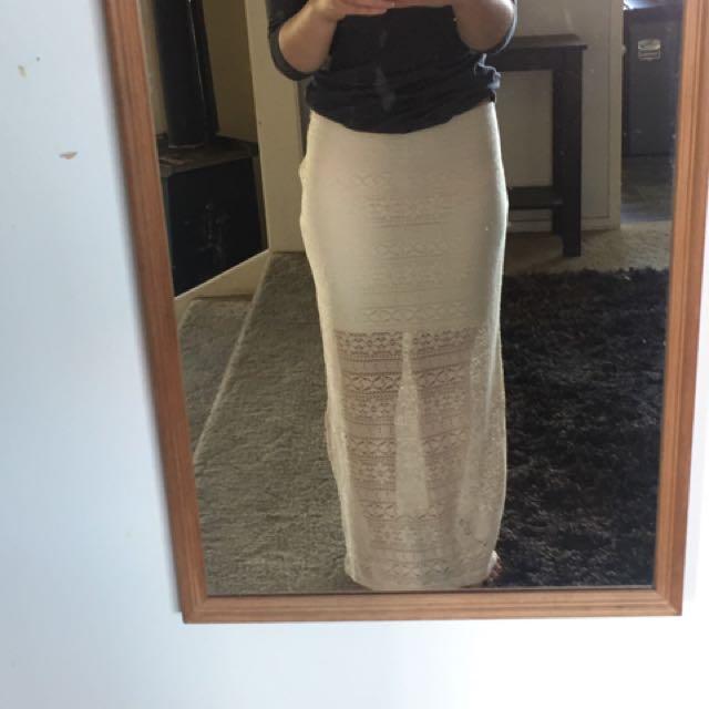 Skirt size 8