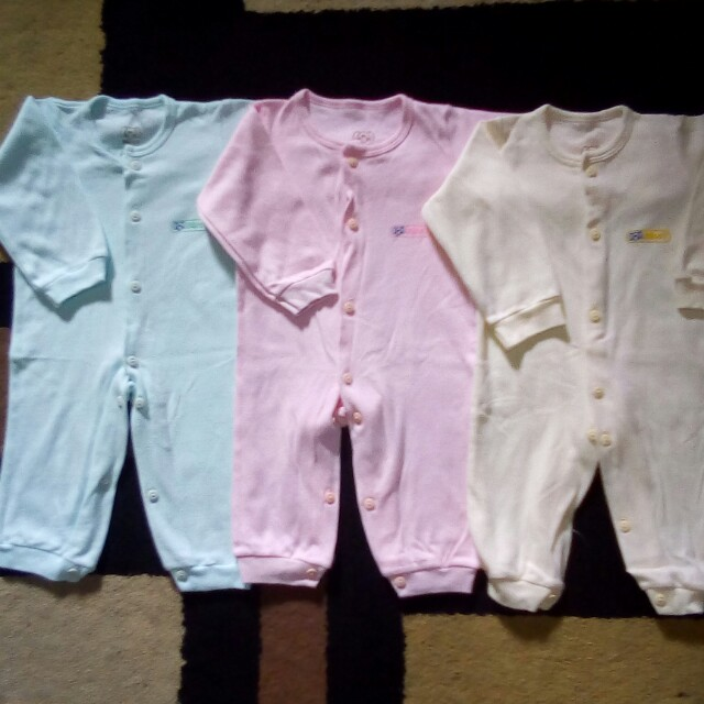 Sleepsuit 3pcs