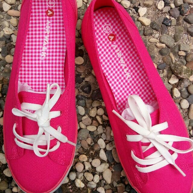 Sneakers Airwalk Coral Fuschia 100% Original