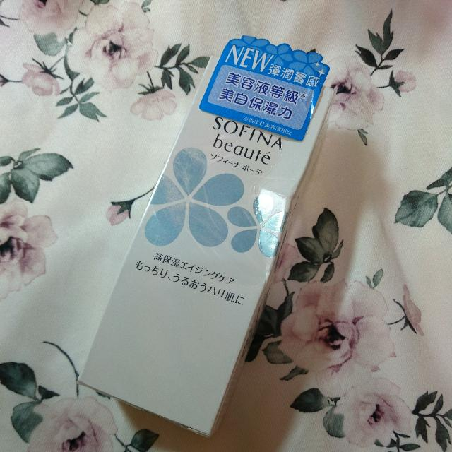 Sofina 芯美顏美白瀅潤滲透乳 滋潤型