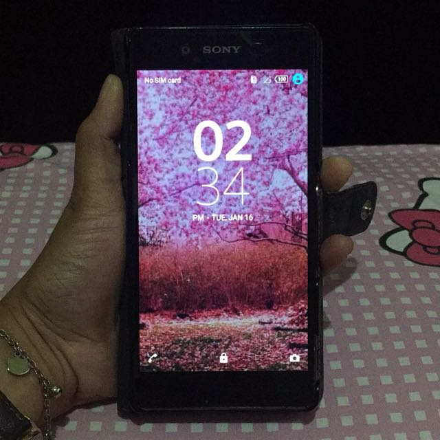 Sony Xperia Z4 Rush Sale