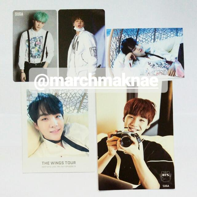 SUGA (BTS) Official Collection