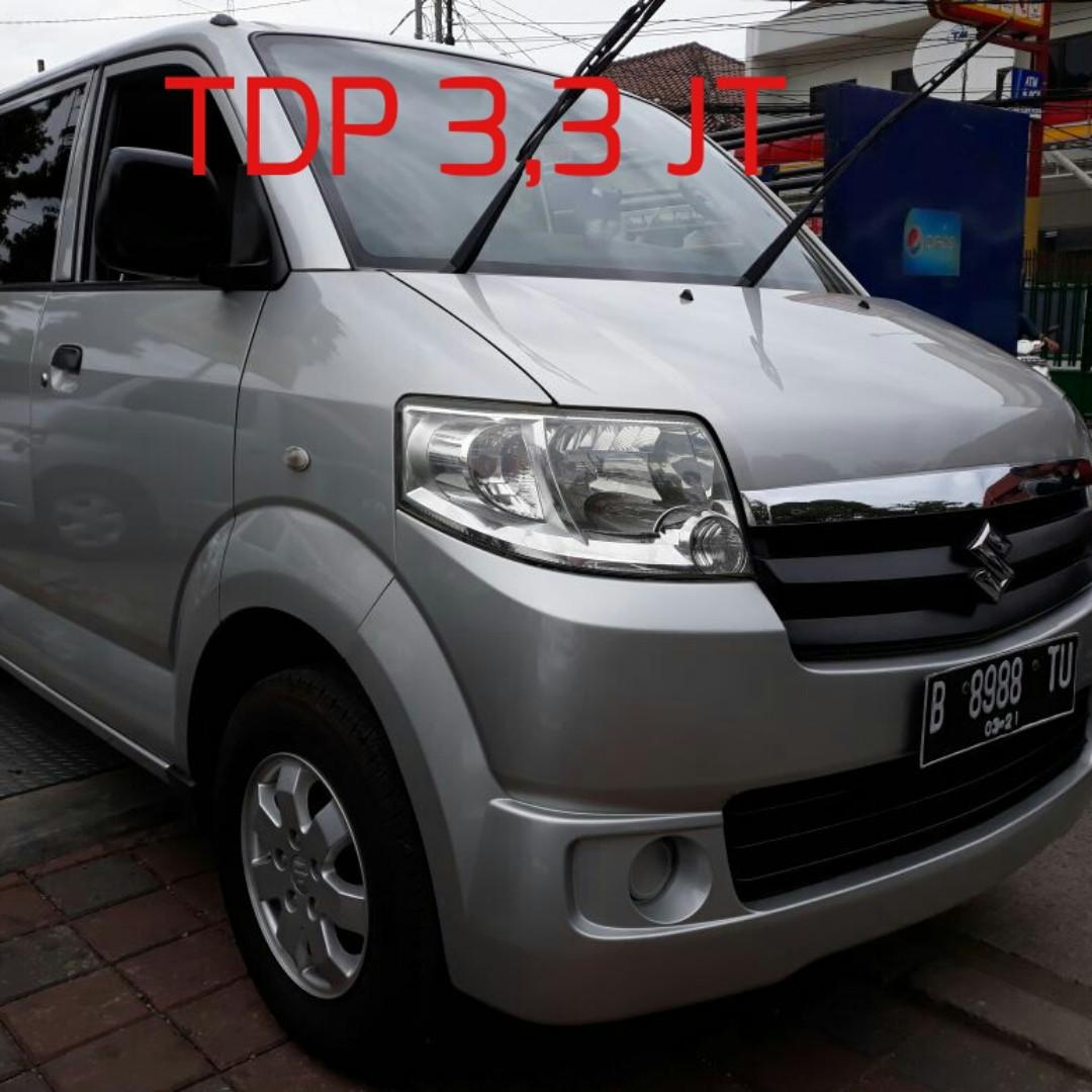 Suzuki APV-GL 2011 Tdp 3.3 jt