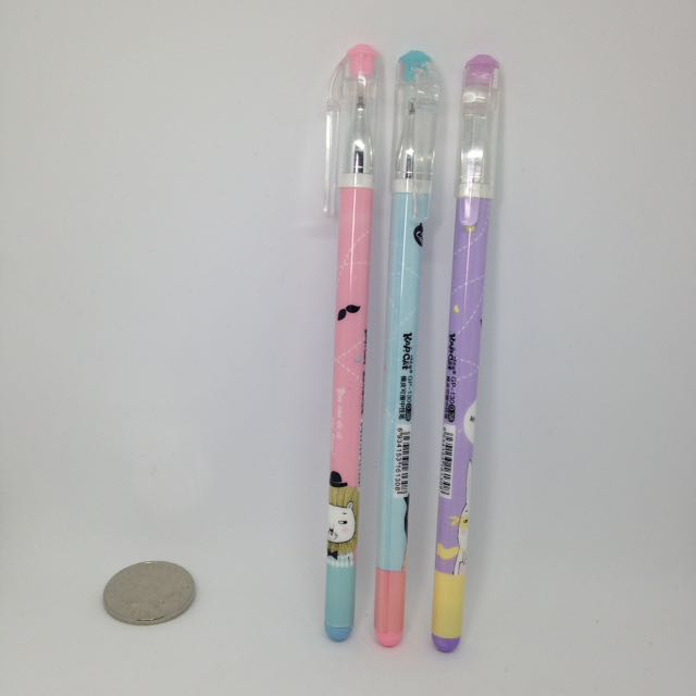 TAKE ALL Cute Erasable Pens