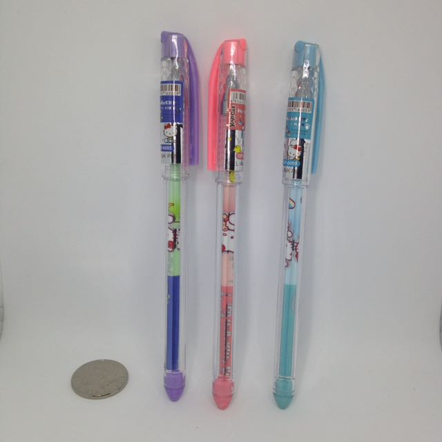TAKE ALL Hello Kitty Erasable Pens