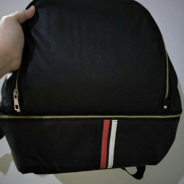 Tas ransel / backpack kulit