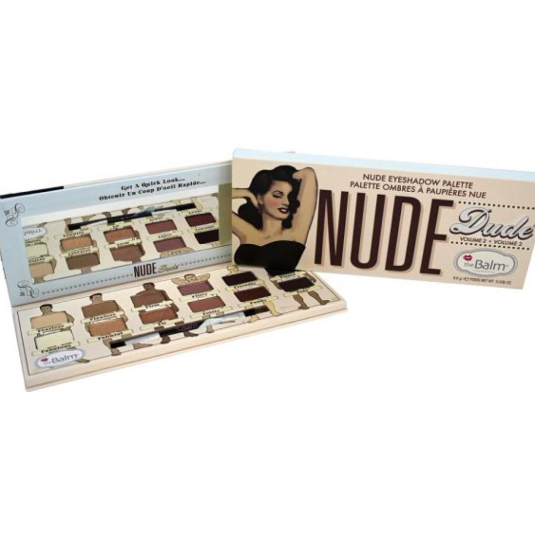 The Balm Nude Beach