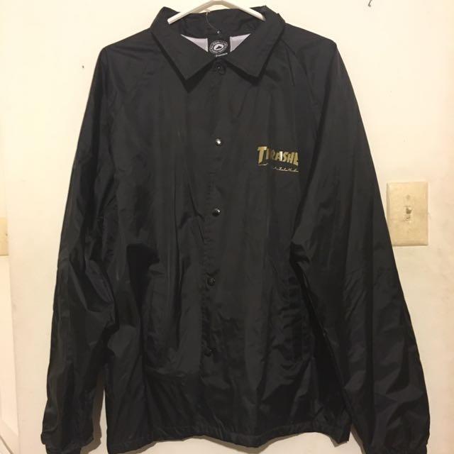 Thrasher Jacket: size XL