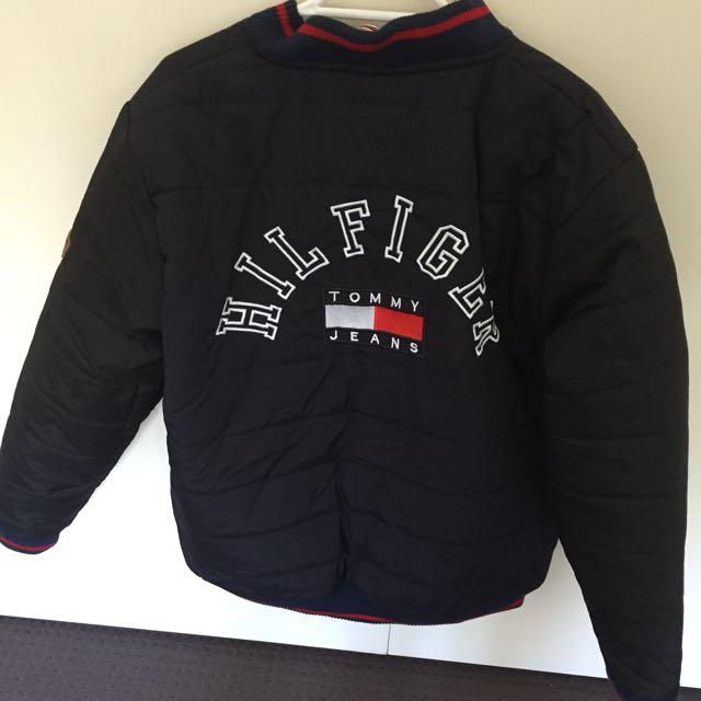 Tommy Hilfiger Bomber Jacket Brand New