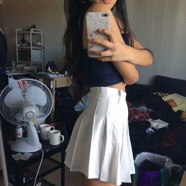 Top and skirt set 2