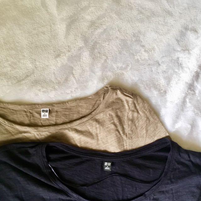 UNIQLO Shirts, Tops