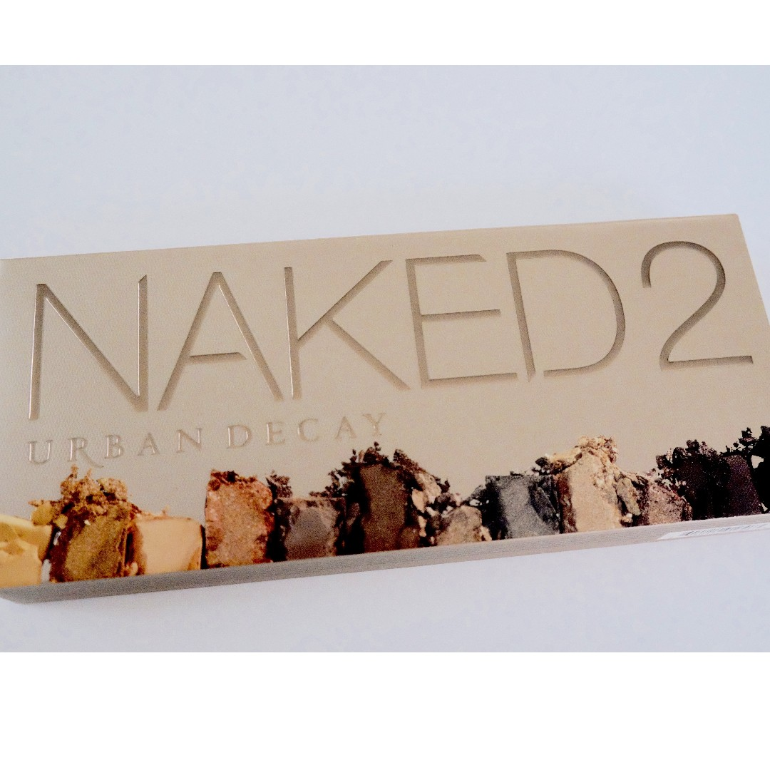 Urban decay Naked 2 eyeshadow palette NEW