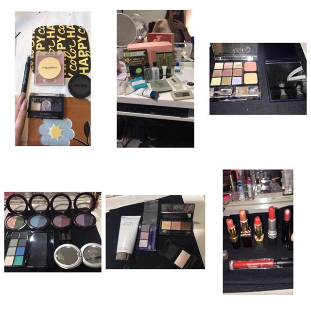 Used makeup 10$ each pic
