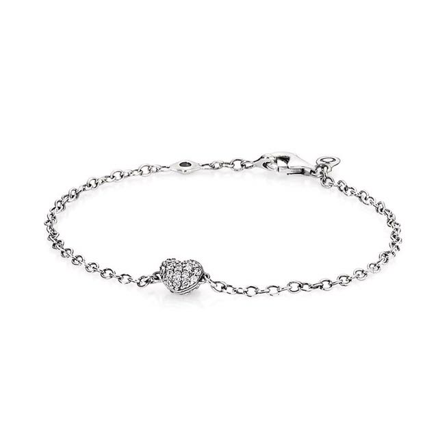 Valentines bracelet collection 925 sterling silver high end quality