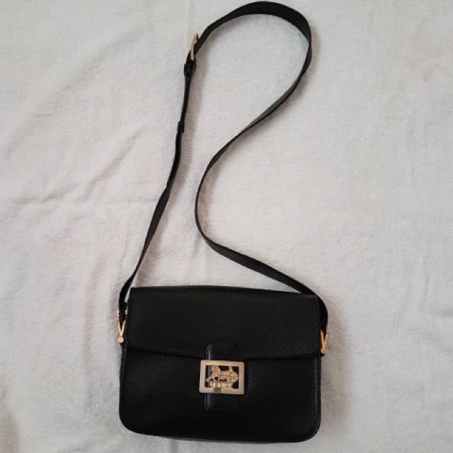 Vintage Celine Box Bag