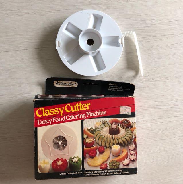 Vintage retro cutter