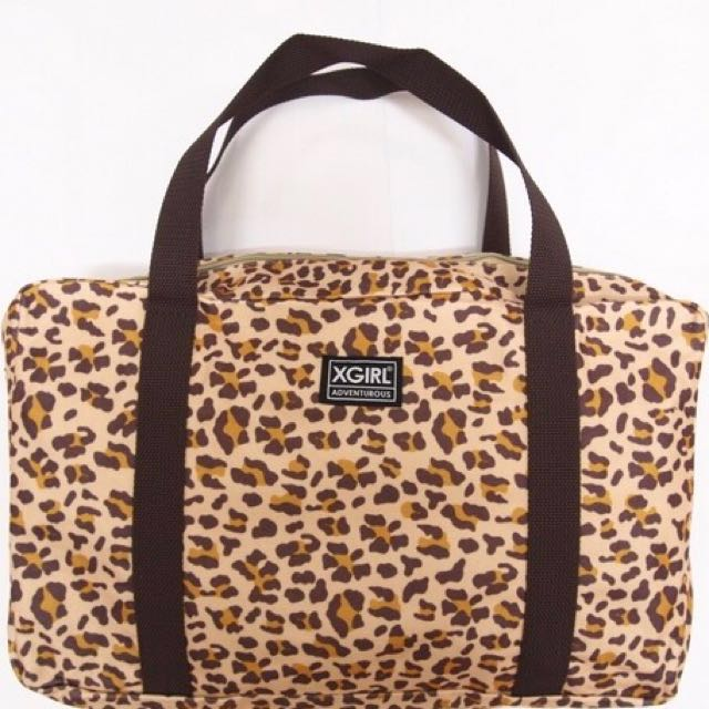 XGIRL Fall Collection Leopard Bag 🐆