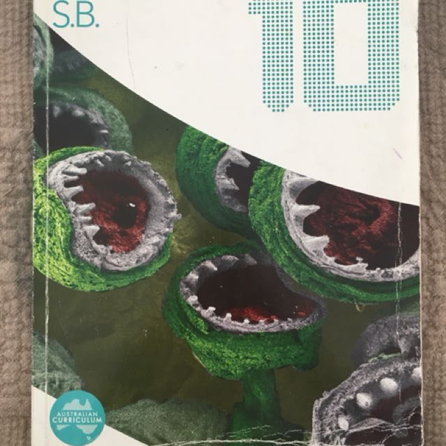 Year 10 science book