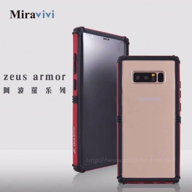 zeus armor宙斯鎧甲 阿波羅系列 Samsung Galaxy Note 8