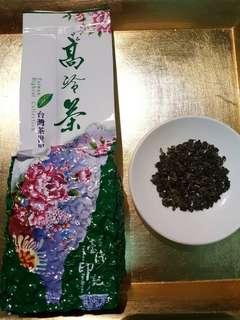台灣高山烏龍茶