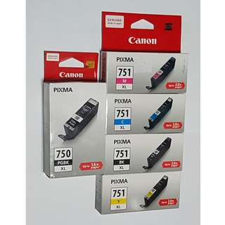 Canon Ink Cartridge 751 XL